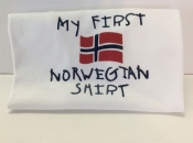 My First Norwegian T Shirt