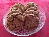 Gwen's Homemade Ginger/Pepperkake Cookies