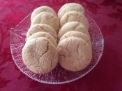 Gwen's Homemade Sugar/Dream Cookies