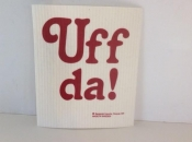Uff Da dishcloth