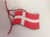 Danish Flag Ornament