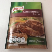 Knorr Brown Gravy Mix