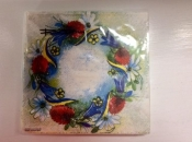 Swedish Flowers and Ribbons Napkins