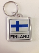 Finnish Key Ring