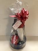 Glogg Gift Basket With Blue Tin