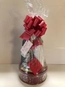 Glogg Gift Basket With Red Tin