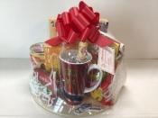 Gift Basket Filled With Norwegian Products
