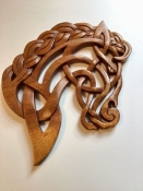 Horse Carving